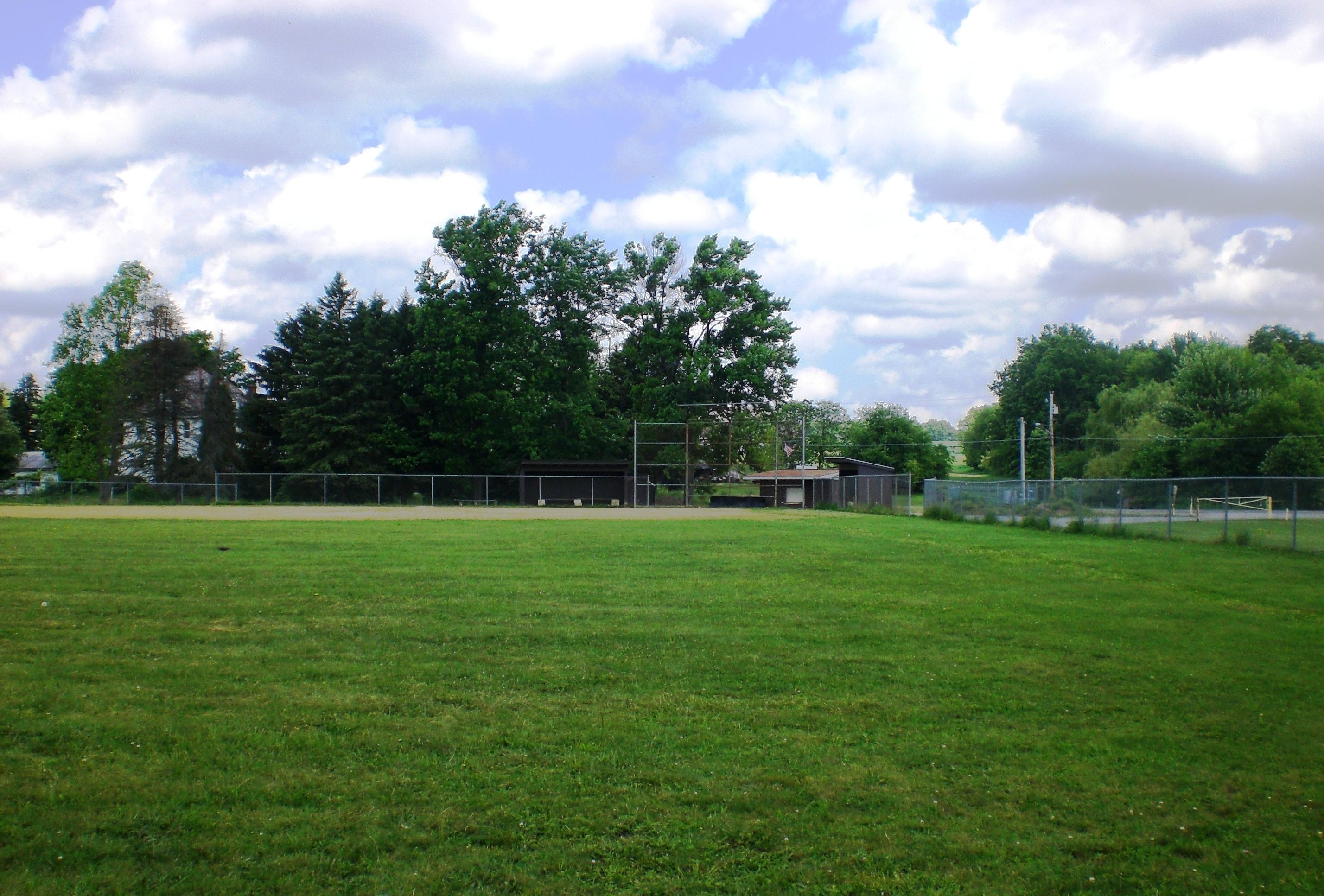 ball field connoquenessing borough